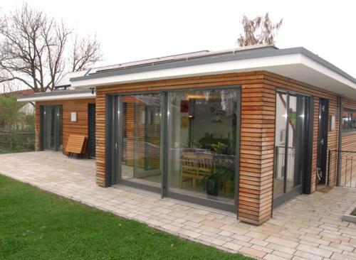 Projektfotos - Innenausbau/Fensterbau